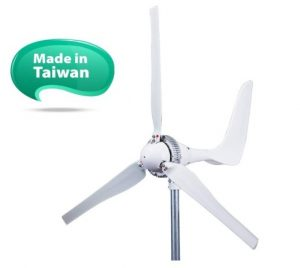 Automaxx Windmill 1500W 24V 60A Wind Turbine Generator kit. Automatic and Manual Braking System & Amp Meter. DIY Installation,